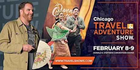 2020 Chicago Travel & Adventure Show tickets