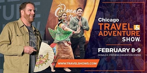 2020 Chicago Travel & Adventure Show