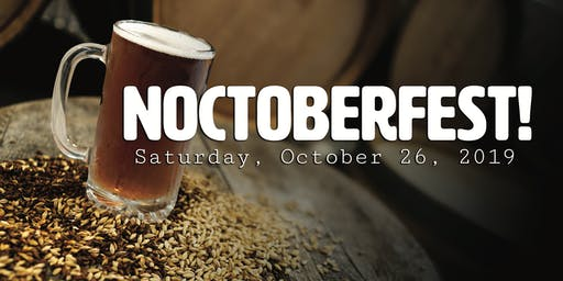 Noctoberfest: Beer, Games, Movies & Music!