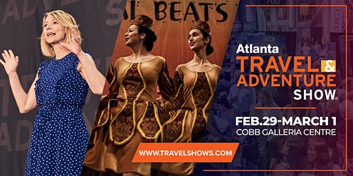 2020 Atlanta Travel & Adventure Show