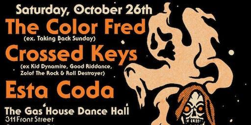 The Color Fred, Crossed Keys, Esta Coda