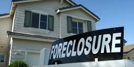 North Metro Buying & Selling Homes in Foreclosure - Greg Parham tickets
