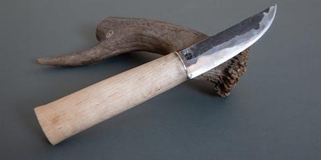 Schmiedekurs nordische Messer Tickets