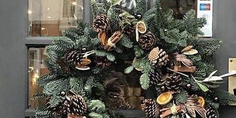 Festive Wreath Making at Lotties of Belmont tickets