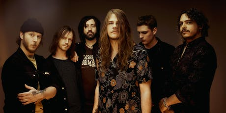 The Glorious Sons tickets