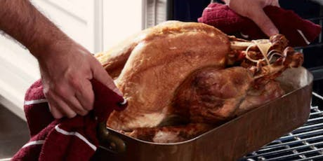 Thanksgiving Cooking Class with The Royal Chef tickets