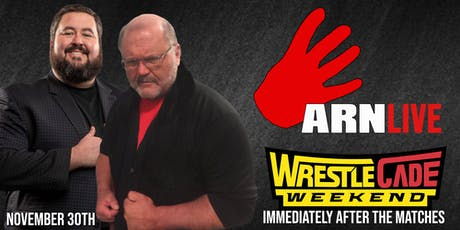 The Arn Show - LIVE! tickets
