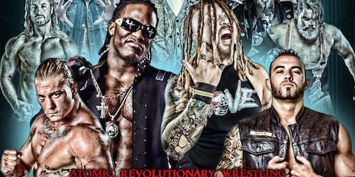Atomic Revolutionary Wrestling - Against The Grain (Tampa)