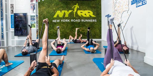 Stretching Class: TCS New York City Marathon Shakeout Stretch Presented by HSS