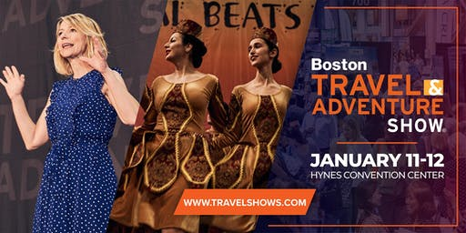 2020 Boston Travel & Adventure Show