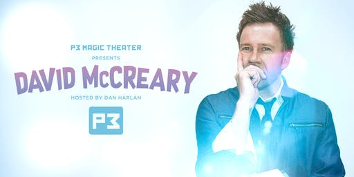 Tuesday Night Magic with David McCreary