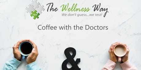 Coffee with the Docs! tickets