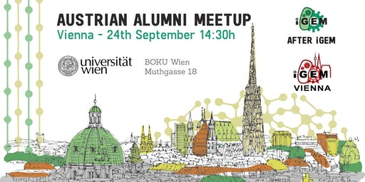 Austrian iGEM Alumni Meetup / Introduction to iGEM + After iGEM