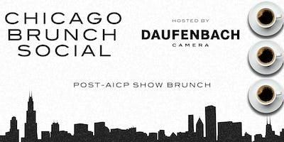 AICP Show - Chicago Brunch Social (Friday Morning)