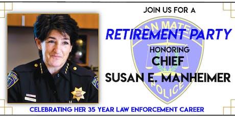 Chief Manheimer's Retirement Bash tickets