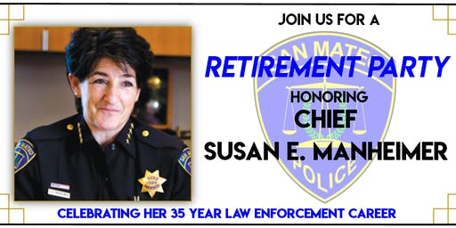 Chief Manheimer's Retirement Bash
