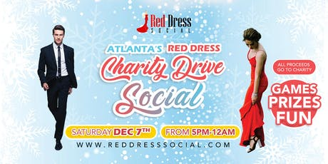 Red Dress Charity Social tickets