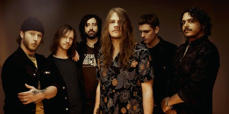The Glorious Sons w/ Des Rocs tickets