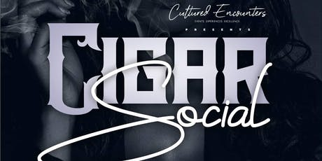 Cigar and Whiskey Networking Social tickets
