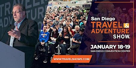 2020 San Diego Travel & Adventure Show tickets