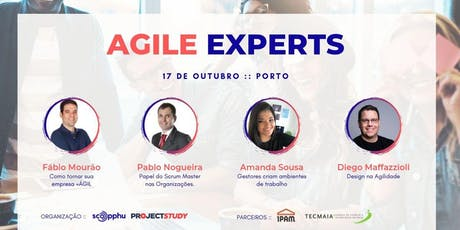 AGILE EXPERTS PORTO, PORTUGAL tickets