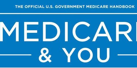 MEDICARE OPTIONS FOR 2020 -  tickets
