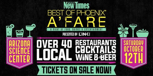 2019 Best of Phoenix A'Fare