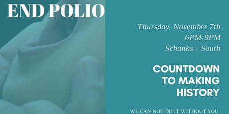 Polio Global Eradication Initiative tickets