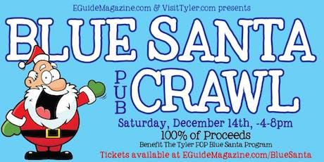 Blue Santa Pub Crawl tickets