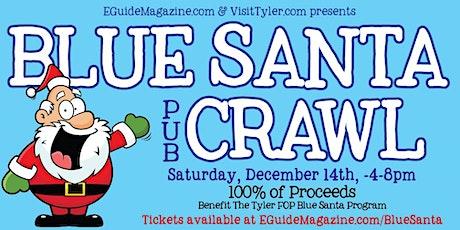 Blue Santa Pub Crawl, Downtown Tyler, TX tickets