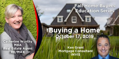 Fall Home Buyer Education Series - Buying a Home tickets