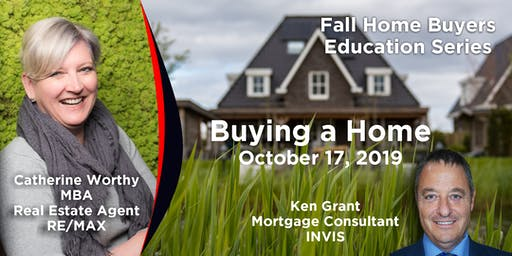 Fall Home Buyer Education Series - Buying a Home