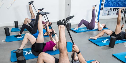 Foam Rolling + MELT Class: TCS New York City Marathon Prep Presented by HSS