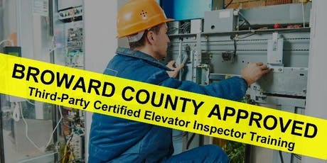 Broward County Third Party CEI Inspection Procedures and Review tickets