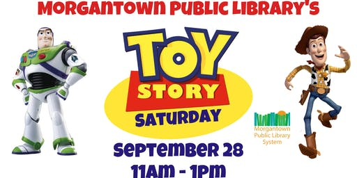 Toy Story Saturday