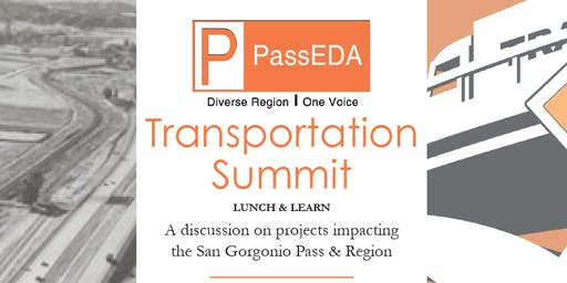 PassEDA Transportation Summit Lunch & Learn
