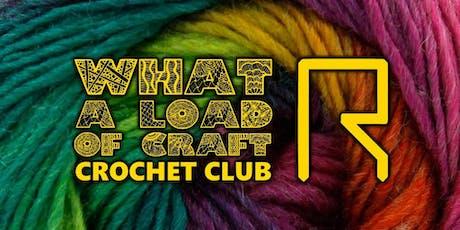 Pumpkin Crochet Workshop tickets