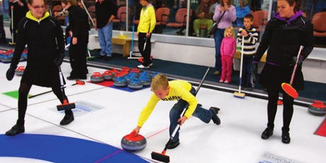 Try Curling at Cataraqui tickets