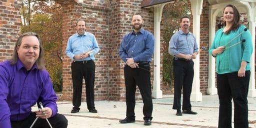 TCA's TGIF Concerts presents The Spartanburg Philharmonic Percussion Ensemble