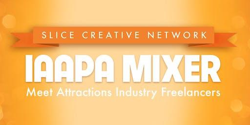 Slice IAAPA Mixer