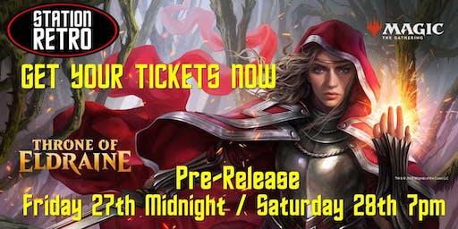 Eldraine Pre-Release Saturday 7pm