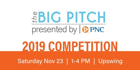 The Big Pitch Presented by PNC tickets