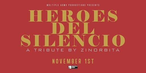 Zinorbita: A Tribute to Heroes del Silencio