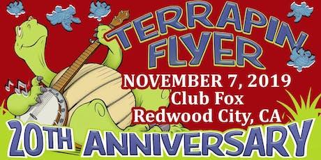 TERRAPIN FLYER tickets