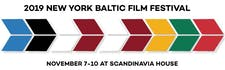 2019 New York Baltic Film Festival  logo