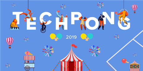 TechPong 2019 tickets