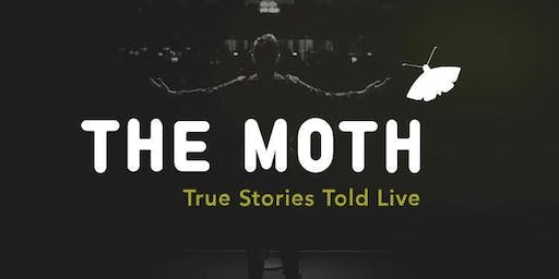 The Moth: True Stories Told Live (Theme: Spooky)
