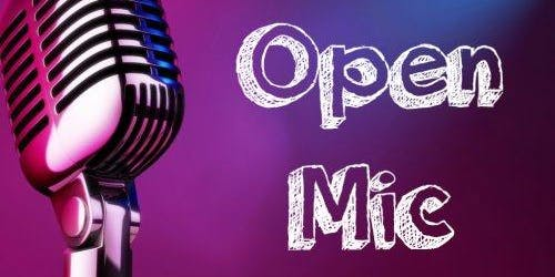 Live Music Open Mic at Coffee Shop