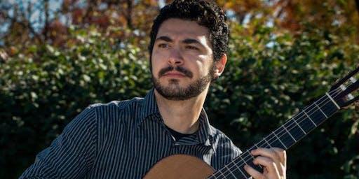 TCA's TGIF Concerts presents Silviu Ciulei ~ Guitarist