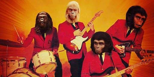 LIVE #AtTheEnz: Hallowe'en with The Geektones!